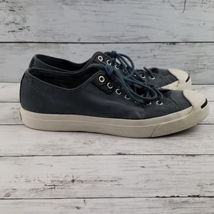 Converse Jack Purcell Low Top lace up sneakers
